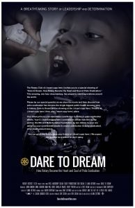 Dare to Dream Film Flyer